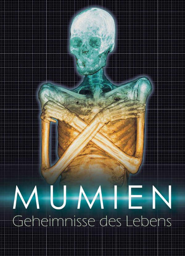 Plakat zu Mumien-Ausstellung (Quelle: Curt-Engelhorn-Stiftung)