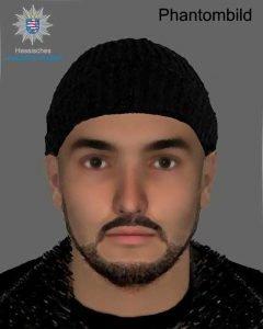Wer erkennt diesen Mann? Wer kennt seinen Aufenthaltsort? Hinweise bitte an die Polizei in Frankfurt
