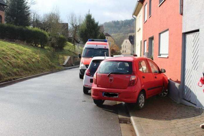 Verkehrsunfall Dielkirchen