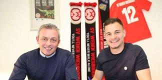 SVWW-Sportdirektor Christian Hock und Sebastian Mrowca. (Foto: svww.de)