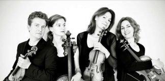 Tetzlaff Quartett (Foto: Giorgia Bertazzi)