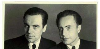 Portraet Ludwig und Ernst Wolfgang Topf (Quelle: Erinnerungsort Topf & Söhne - die Ofenbauer von Ausschwitz)