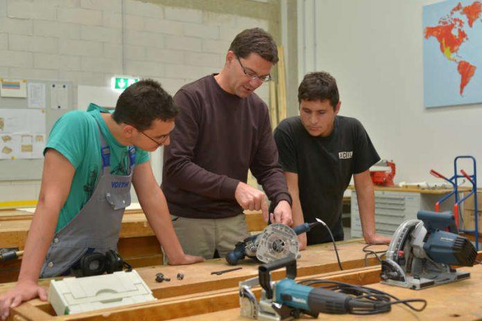 Ausbildung und mehr: Das Berufsbildungswerk Mosbach-Heidelberg stellt sich bei einem Infotag vor. (Foto: BBW Mosbach-Heidelberg)
