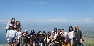 Israel, Schüleraustausch