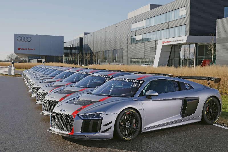 Audi Sport Seyffarth R8 LMS Cup (Foto: ITR GmbH)