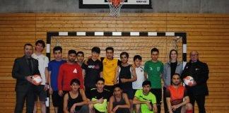 Futsal-Projekt Sinsheim (Foto: Stadt Sinsheim)