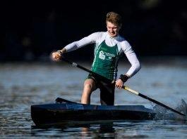Tim Bechtold qualifizierte sich als viertbester Europäer für die Spiele im Oktober (Foto: ©GES/Rheinbrüder)