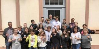 Gruppenfoto vom Girls'- und Boys'Day (Foto: Stadtverwaltung Neustadt)