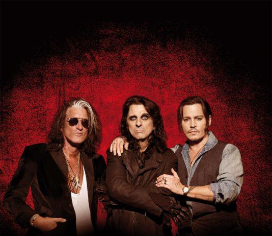 Hollywood Vampires (Foto: Ross Halfin)
