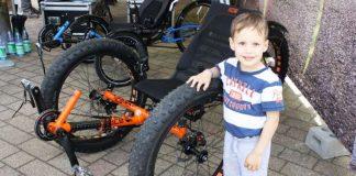 Aussteller- und Besucherrekord bei der 23. Internationalen Spezialradmesse in Germersheim. (Foto: Spezialradmesse)