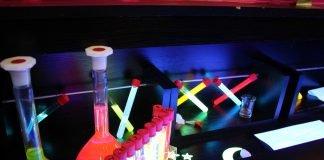 Molekühle ins rechte Licht gestellt