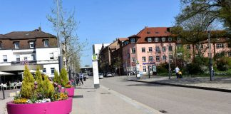 """""""Tag der Städtebauförderung"""" 2018: Auch die Stadt Landau nimmt am diesjährigen Aktionstag unter dem Motto """"STADT TO GO"""" teil und stellt den Stadtboulevard Ostbahnstraße in den Mittelpunkt. (Foto: Stadt Landau in der Pfalz)"""