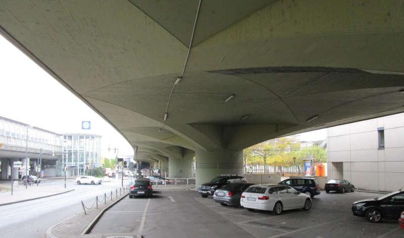 Instandsetzung der Hochstraße Süd in Ludwigshafen - Abschnitt Pilzhochstraße (Foto: KREBS + KIEFER)