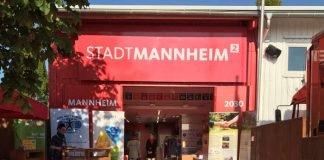 Stand der Stadt Mannheim auf dem Maimarkt (Foto: Stadt Mannheim)