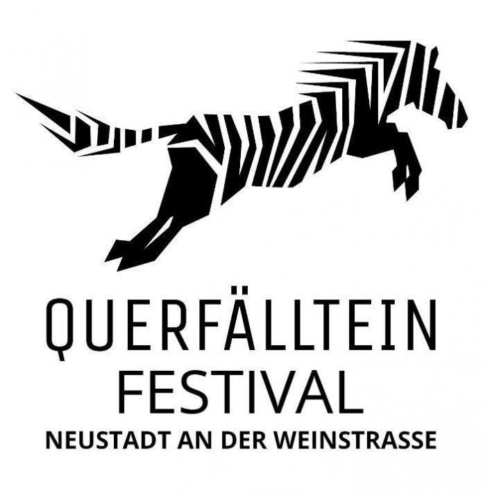 Logo Querfälltein-Festival (Quelle: Stadtverwaltung Neustadt, Abteilung Kultur)