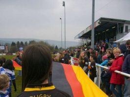 Rugby in Heidelberg (Foto: Hannes Blank)
