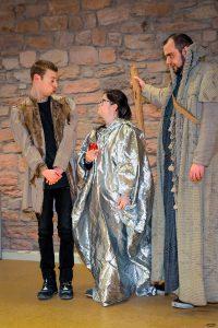 """Theateraufführung """"Das kalte Herz"""" (Foto: Christian Haas)"""