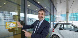 Uwe Behm, Geschäftsführer der Messe Frankfurt (Foto: Messe Frankfurt (Foto: Jean-Luc Valentin)