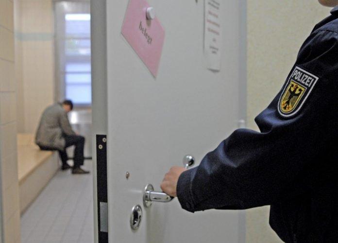 Symbolbild, Polizei, Gefängnis, Verhaftung, Zelle © Bundespolizei