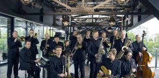 hr-Bigband ohne Dirigent (Foto: hr/Dirk Ostermeier)