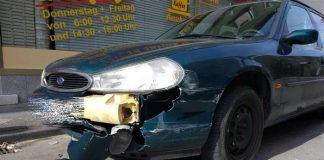 Unfallflucht mit erheblichem Sachschaden