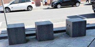Kaiserslautern - Hier entwendeten die Täter die Edelstahlrohre
