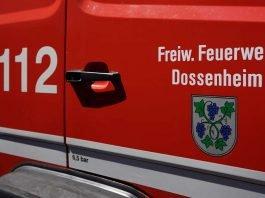Die Feuerwehr Dossenheim hatte zum Tag der offenen Tür eingeladen (Foto: Holger Knecht)