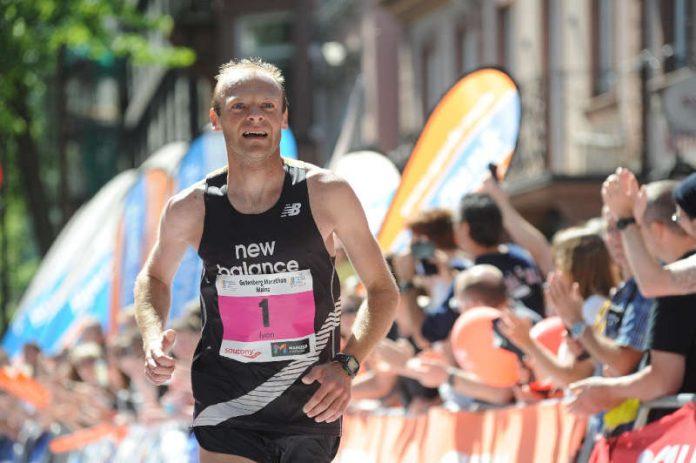 Gewinner Ivan Babaryka (Foto:SportOnline)