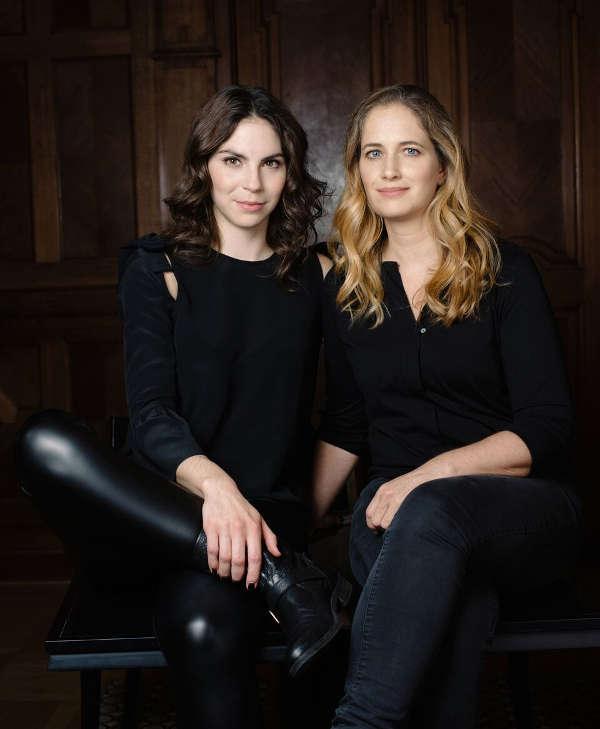 Hanna-Elisabeth Müller und Juliane Ruf (Foto: Chris Gonz)