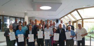 Alle Sieger und Jury (Foto: Kreisverwaltung Bad Dürkheim)