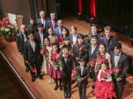 Internationaler Pianistenwettbewerb in Ettlingen (Foto: Andrea Fabry)