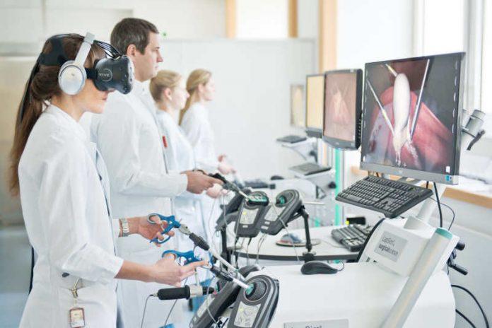 Laparoskopiesimulation