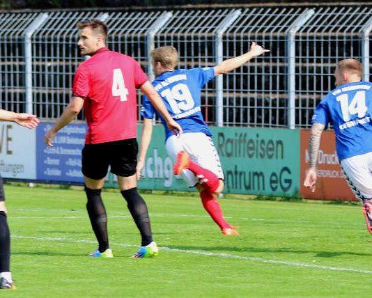 Spielszene (Foto: VfR Mannheim)