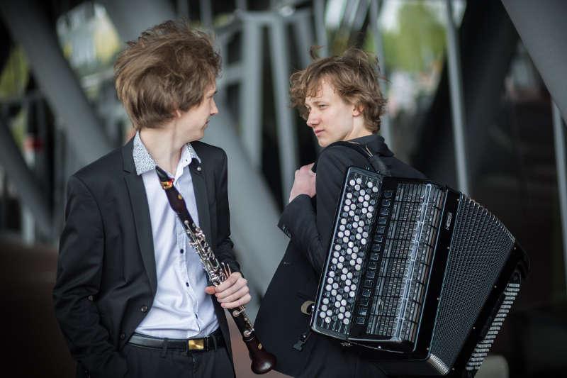 Duo Aldo aus Polen (Foto: Rafal Glebowski)
