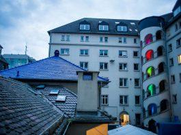 Das Kunstzentrum AtelierFrankfurt (Foto: Atelier Frankfurt e.V./Peter Krausgrill)