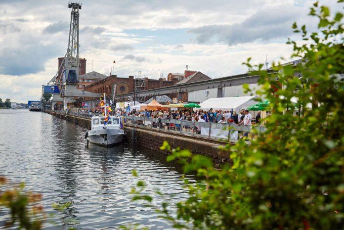 Impression vom HafenKulturFest 2016 (Foto: Christian Ernst)