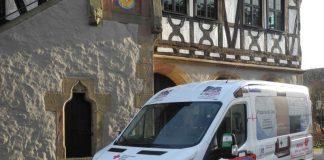 Bürgerbus (Foto: Stadtverwaltung Schifferstadt)