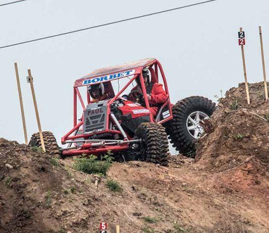Off-Road-Fahrzeuge - Wettkampf (Foto: Helmut Dell)