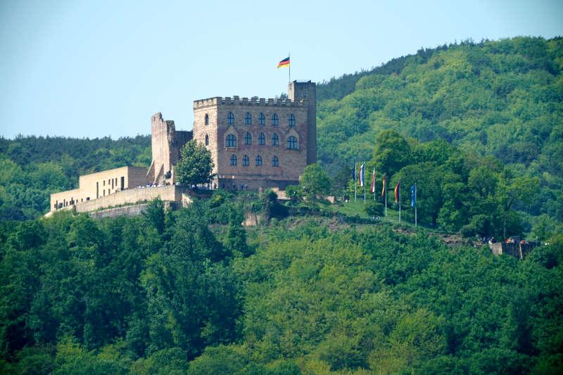Hambacher Schloss (Foto: Holger Knecht)