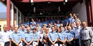 Polizeidirektion Kaiserslautern befördert seine Mitarbeiter