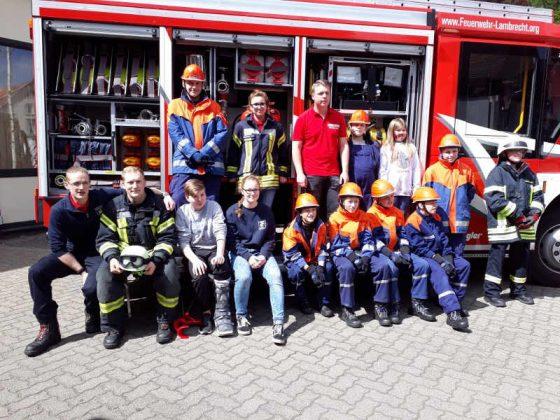 Foto: Feuerwehr Lambrecht