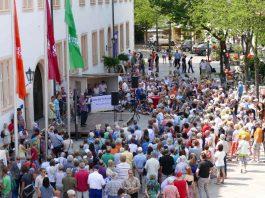 Theaterfest (Foto: Stadt Ettlingen)