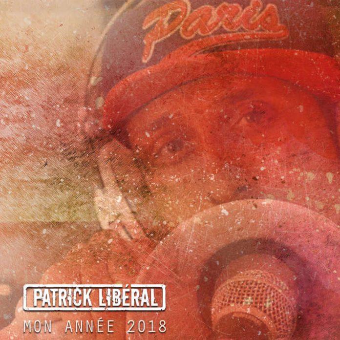 "Patrick Ihrig: Cover der CD ""Mon Année 2018"" (EP) (Quelle: Libéral Records)"