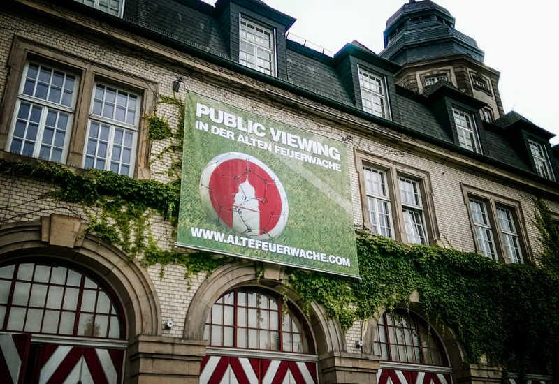 Mannheim Public Viewing