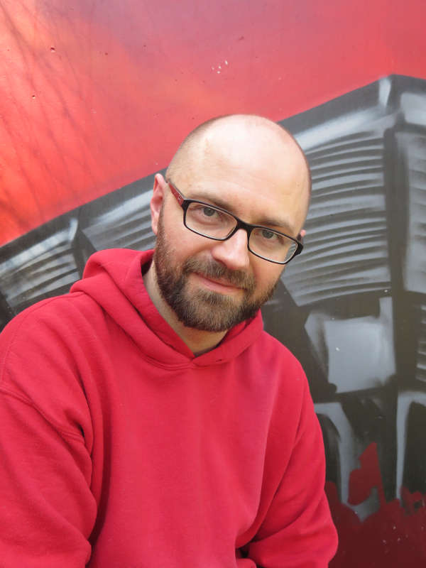 Der Journalist Andreas Erb (Foto: Dirk Leibfried)