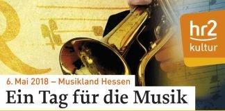 """""""Ein Tag für die Musik 2018"""": das Programm"""