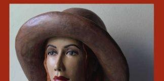 """""""Aurélie"""", eine der """"Kleinen Kopfplastiken"""" der Neustadter Künstlerin Gabriele Köbler"""