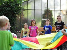 Kids im Zoo Landau (Foto: Andreas Stein)