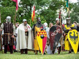 Ritter beim Spectaculum (Foto: Bernward Bertram)