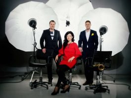 VokalTaPete (v.l.n.r.: Michael Herberger, Yvonne Betz, Thomas Siffling) (Foto: Tommy Mardo)